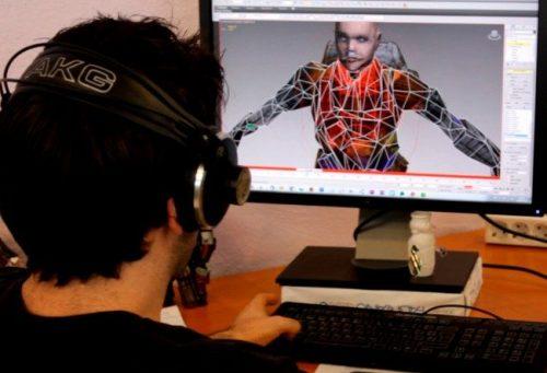 ≫Carrera en Desarrollo de Videojuegos