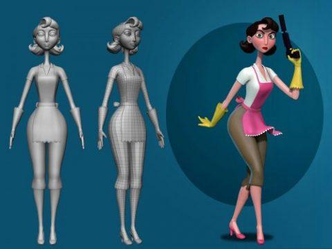 Curso de Diseño Gráfico SENA y Animacion 3D