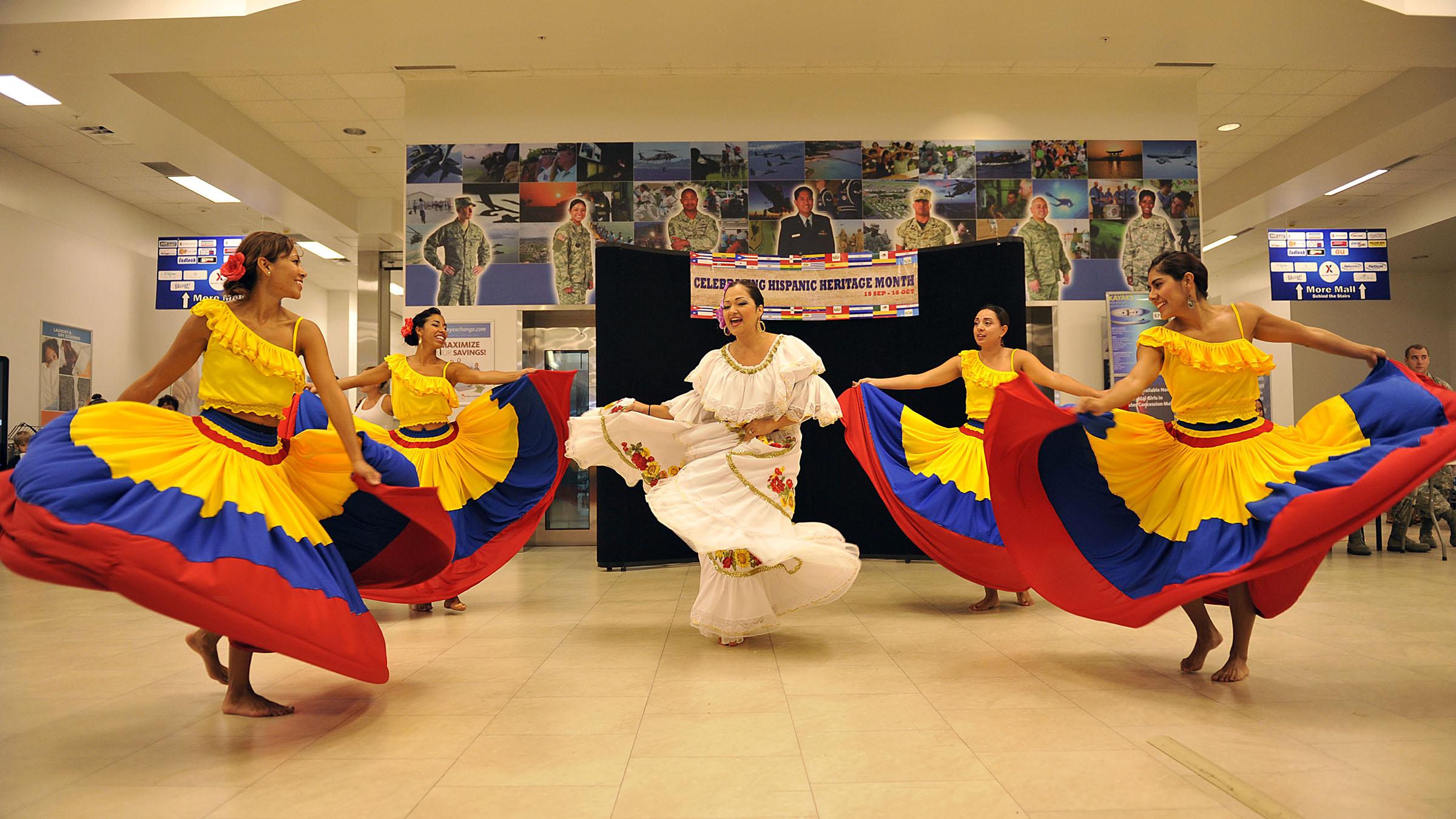 ≫Curso sobre Danza Tradicional SENA ¡Disfruta del baile!