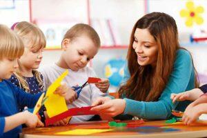 Curso de Cuidado a la Primera Infancia