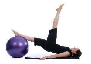 Curso de Pilates con Balon SENA