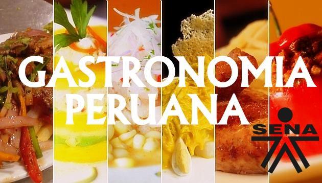 ≫Curso de Gastronomia Peruana SENA ¡En pocas horas lograrás certificarte!