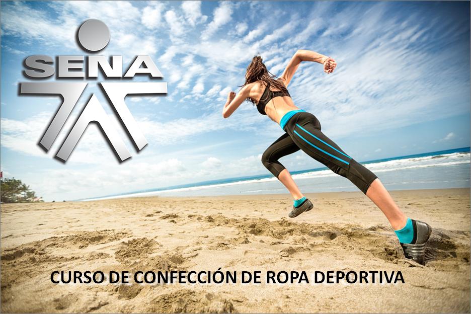≫ Curso de Ropa Deportiva SENA ¡Confecciona las mejores prendas!