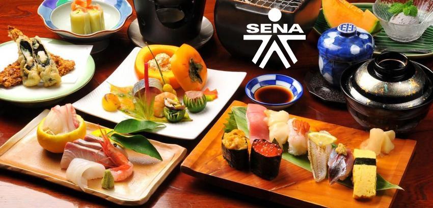≫ Curso de Gastronomia Japonesa SENA ¡Conviértete en todo un chef!