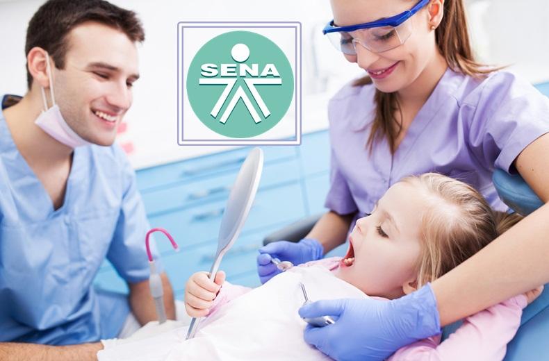 ≫Carrera de Salud Oral en el SENA ¡Gana buen salario!