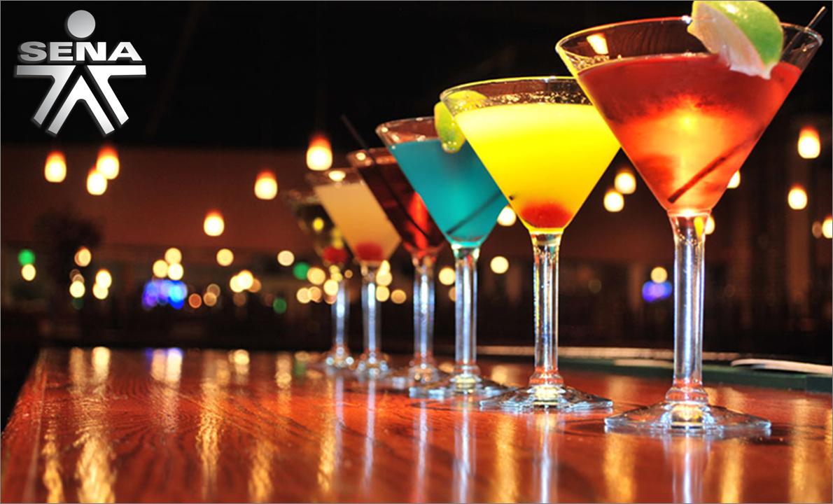 ▷ Curso de Cocteles Sin Alcohol el SENA ¡Inscríbete aquí ya mismo!