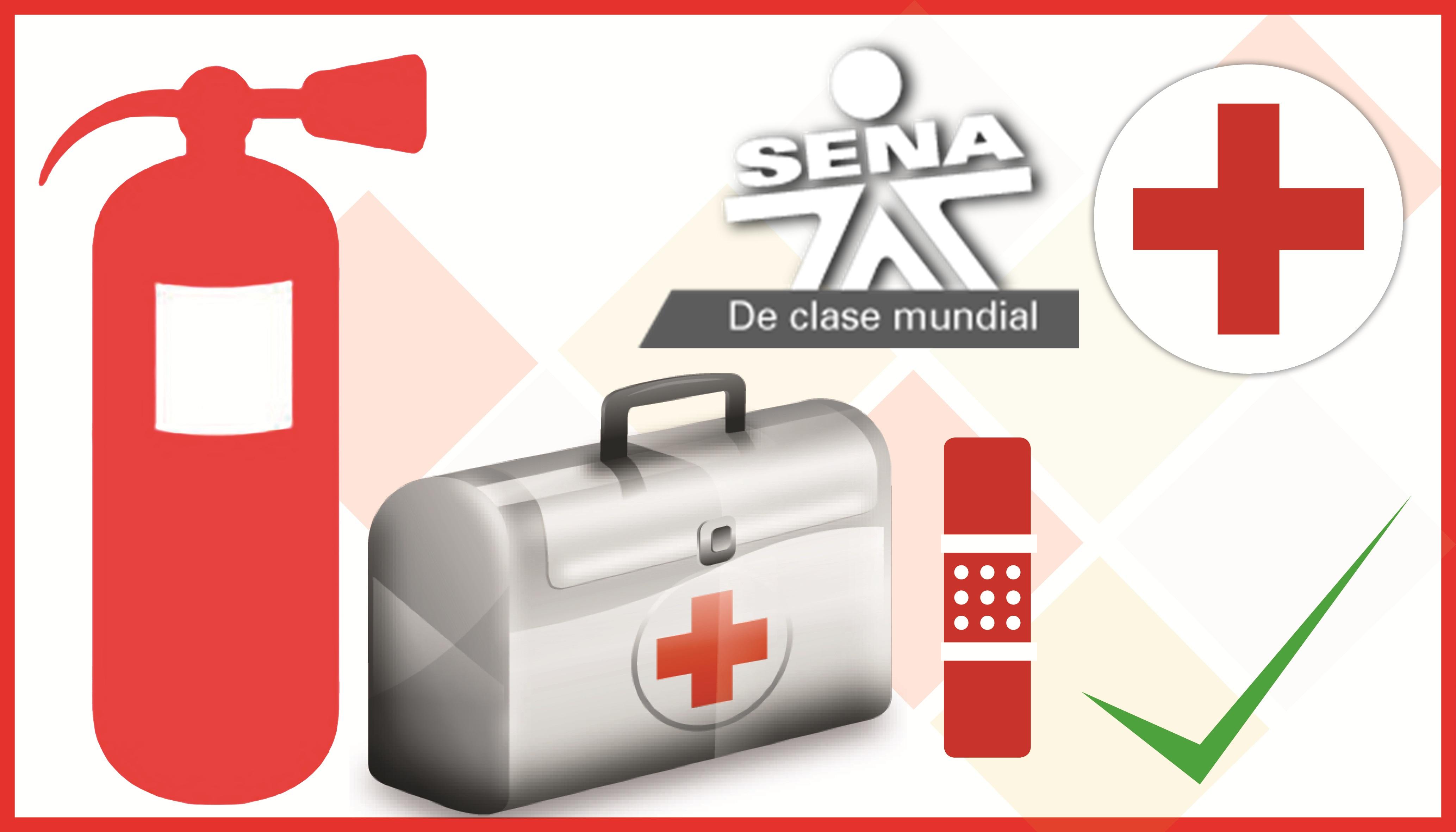 ≫Curso de Brigadas de Emergencia SENA ¡Ayuda a tu país!