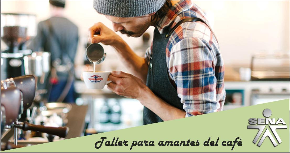 ≫Curso para hacer Café en el SENA
