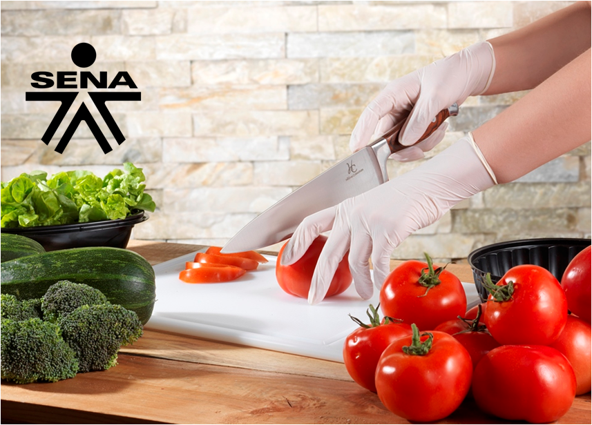 ≫Curso Manipulación de Alimentos en el SENA