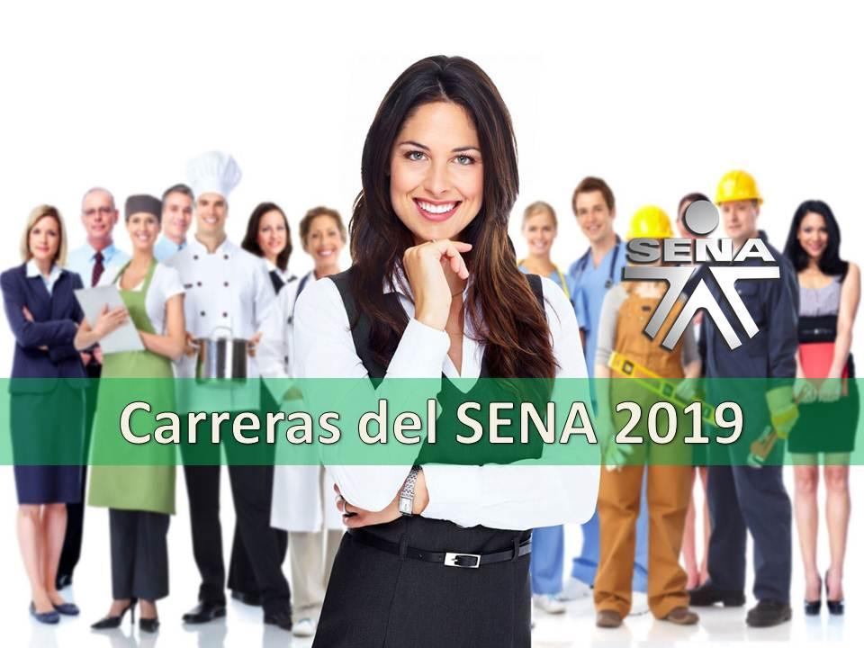 Carreras del SENA 2020 son una oportunidad de éxito que debes aprovechar ¡Inscríbete ya!
