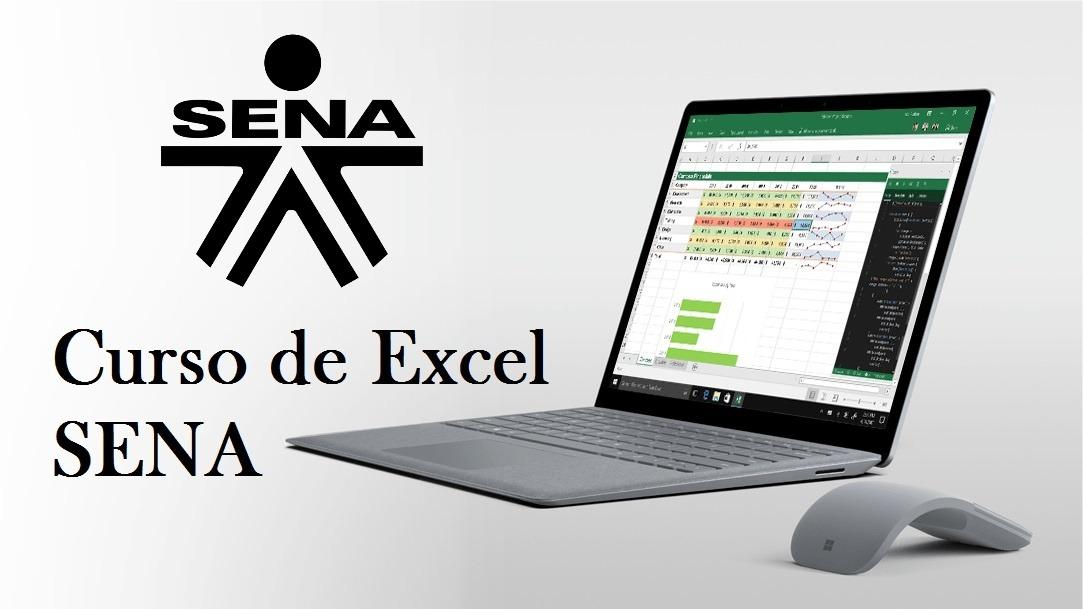 ≫Curso de Excel SENA ¡Adquiere nuevos conocimientos!