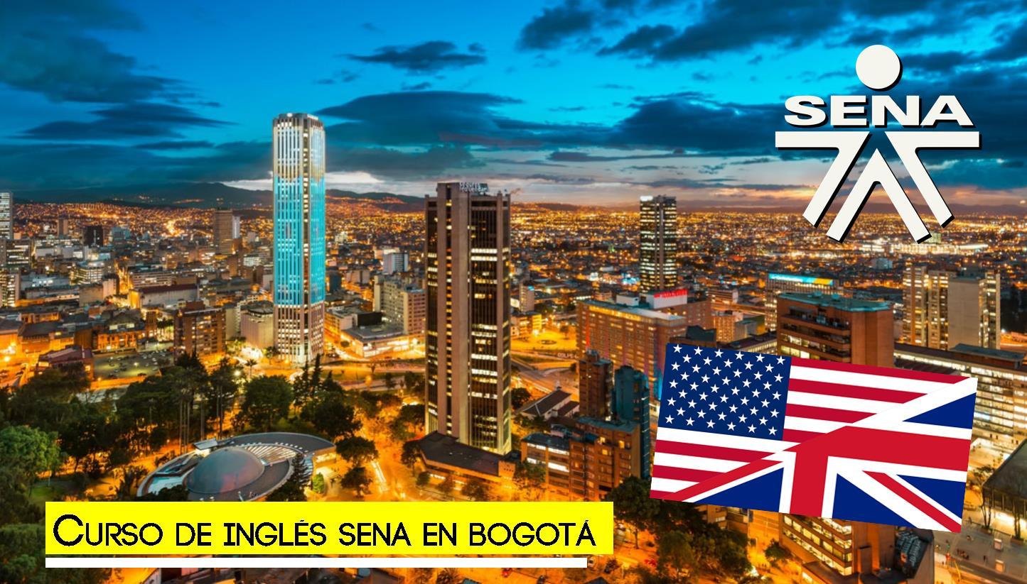 ≫Curso de Ingles SENA en Bogota ¡Aprovecha!