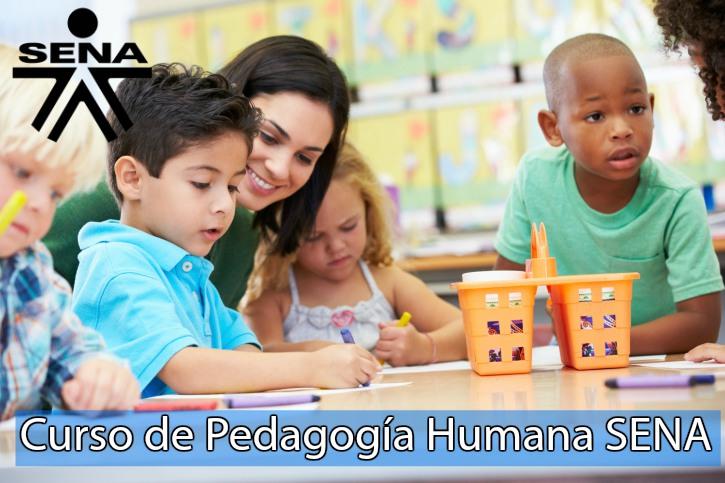 ≫Curso de Pedagogía Humana SENA ¡Aprovecha esta oportunidad!