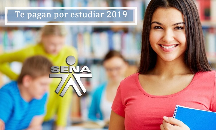 ≫Te pagan por estudiar 2021 ¡Conoce el beneficio SENA!