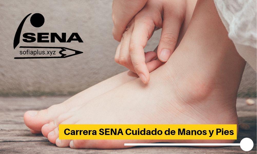 ≫ Carrera SENA Cuidado de Manos y Pies | Manicure y Pedicure.