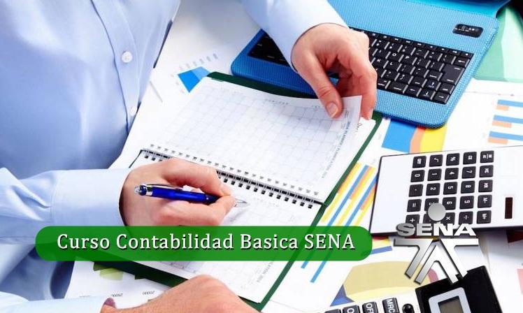 ≫Curso de Contabilidad Básica en el SENA ¡Obtén tu Certificado!
