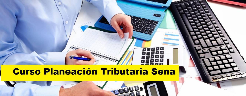 ≫Especialización en Planeación Tributaria Sena ¡No te lo puedes perder!