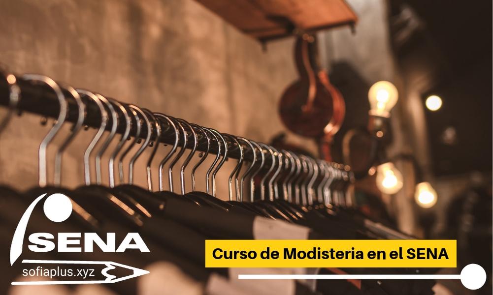 ≫ Curso de Confección en el SENA | SenaSofia ¡Gran oportunidad!