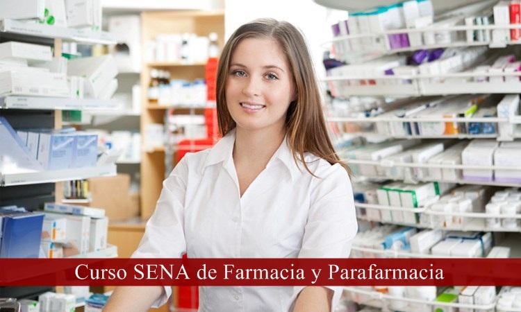 ≫Curso SENA de Farmacia y Parafarmacia ¡Inscríbete ya mismo!