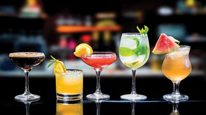 Curso Cocteles sin Alcohol SENA