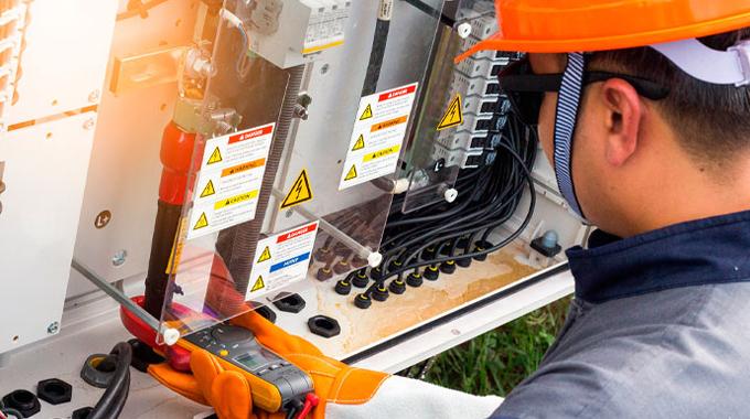 Curso SENA de Electricidad