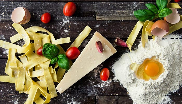 ≫Curso de Cocina Italiana SENA
