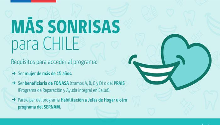 Programa Más Sonrisas para Chile