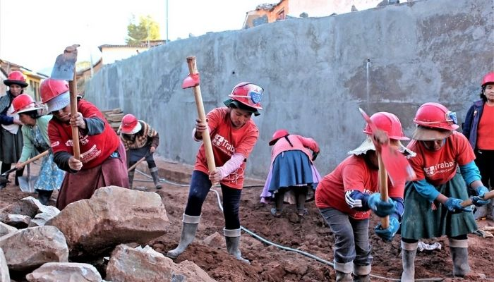Trabaja Perú 2021