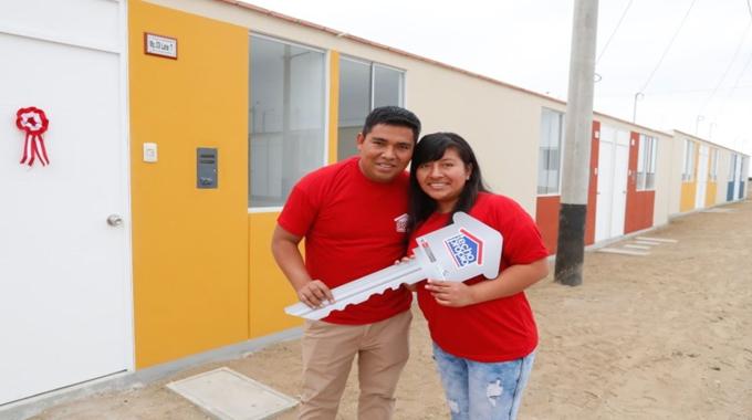Techo propio Perú 2021